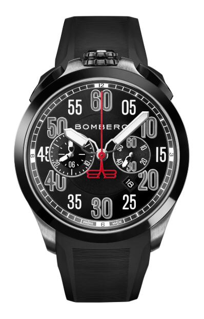 Bomberg ONLINE EXCLUSIVE RED ARROW NS44CHSP.0098.3-1 Replica Watch