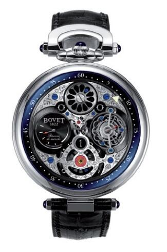 Bovet Amadeo Fleurier Grand Complications Tourbillon Jumping AIHS010 Replica watch