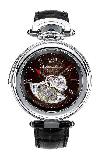 Bovet Amadeo Fleurier Grand Complications Minute Repeater Tourbillon AIRM004 Replica watch