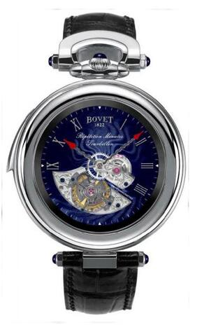 Bovet Amadeo Fleurier Grand Complications Minute Repeater Tourbillon AIRM006 Replica watch
