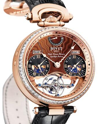Bovet Amadeo Fleurier Grand Complications Rising Star AIRS005 Replica watch