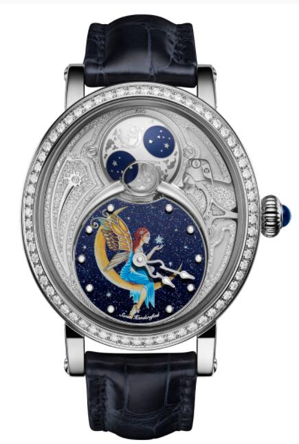 Best Bovet Recital 23 Hope R230006-SD1-PU Replica watch