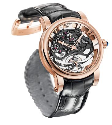 Bovet Dimier Recital 0 45mm DTR0-002 Replica watch
