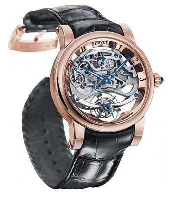 Bovet Dimier Recital 0 45mm DTR0-45RG-000-M1 Replica watch