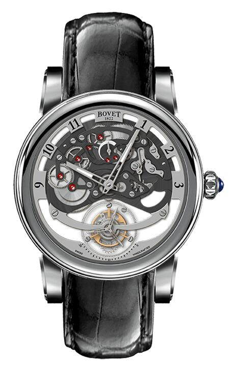 Best Bovet Dimier R045006 Replica watch