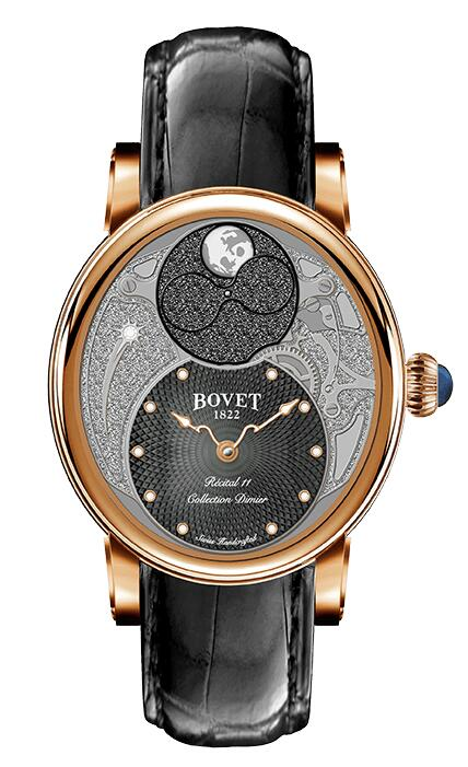 Best Bovet Dimier R110001 Replica watch