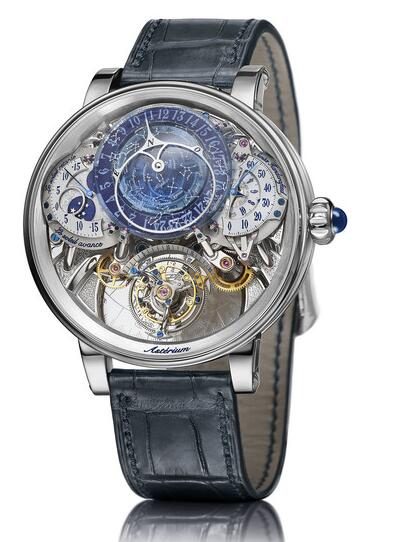 Bovet Dimier Recital 20 Asterium R20N002 Replica watch