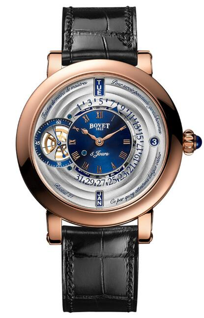 Bovet Recital 21 R210001 Replica watch