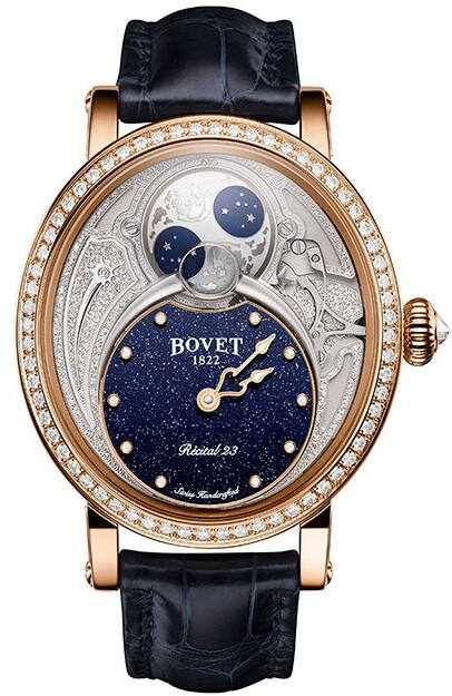 Luxury Bovet Recital 23 R230003-SD1 Replica watch