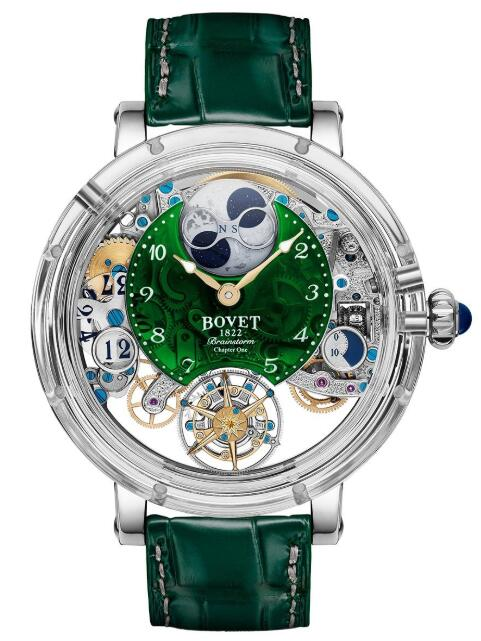 Bovet Recital 26 Brainstorm Chapter One R260004 Replica watch