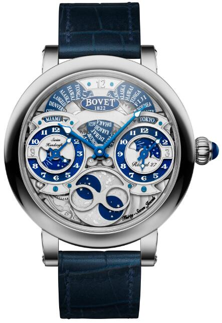 Bovet Recital 27 R270002 Replica watch