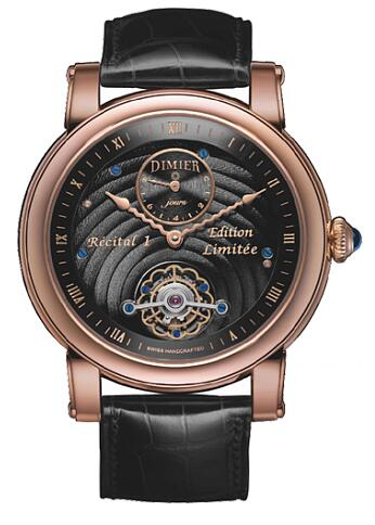 Bovet Dimier 46 mm Recital-1 Replica watch