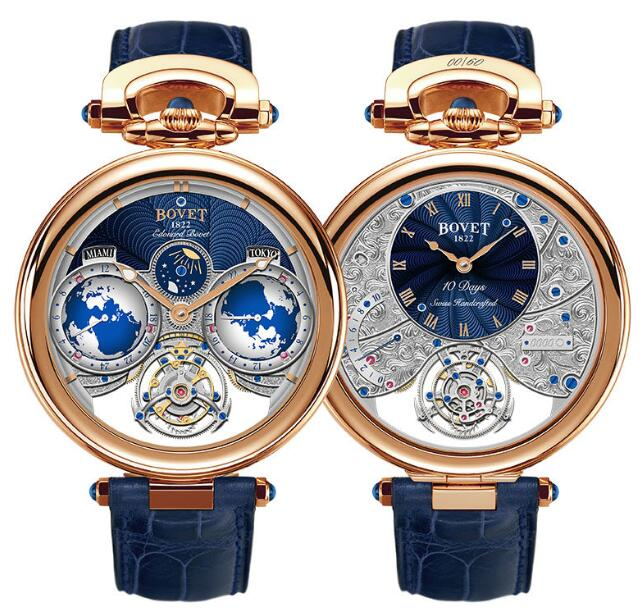 Bovet Edouard Bovet Tourbillon AIEB001 Replica watch
