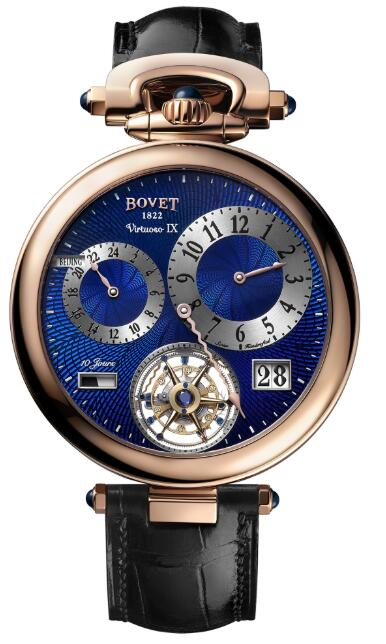Bovet Virtuoso IX AIVIX001 Replica watch