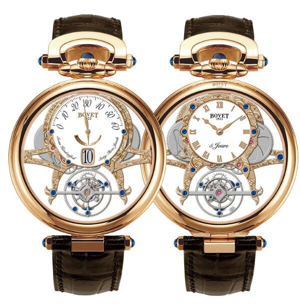 Bovet Amadeo Fleurier Grand Complications Virtuoso AIVI003 Replica watch