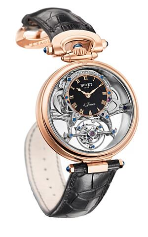 Bovet Amadeo Fleurier Grand Complications Virtuoso IV Tourbillon AIVS003 Replica watch