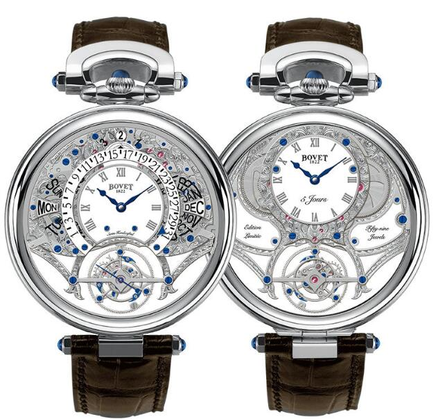 Bovet Virtuoso III AIQPR002 Replica watch