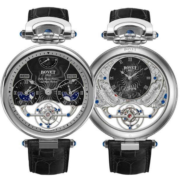 Bovet Rising Star AIRS004 Replica watch
