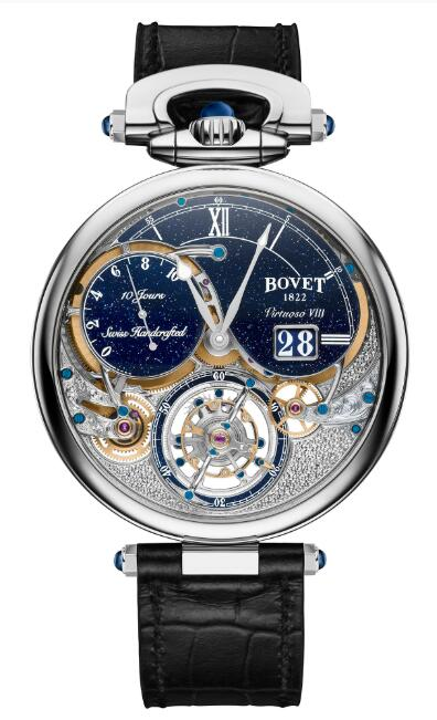 Bovet Virtuoso VIII T10GD004 Replica watch