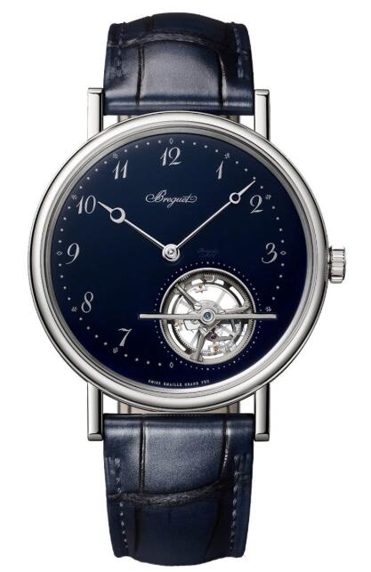 Breguet Classique Tourbillon Extra-Plat Automatique 5367 5367PT/2Y/9WU Replica Watch