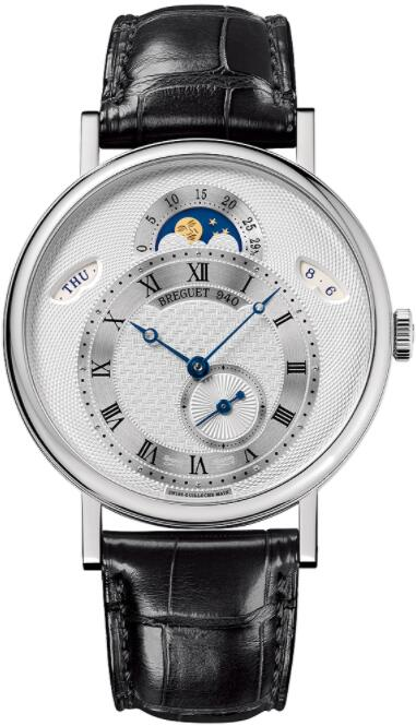 Breguet Classique Day Date Moonphase 7337BB/1E/9V6 Replica Watch