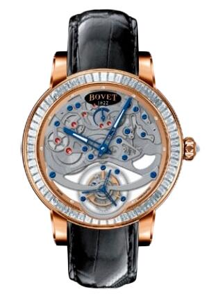 Bovet Dimier Recital 0 45mm DTR0-001 Replica watch