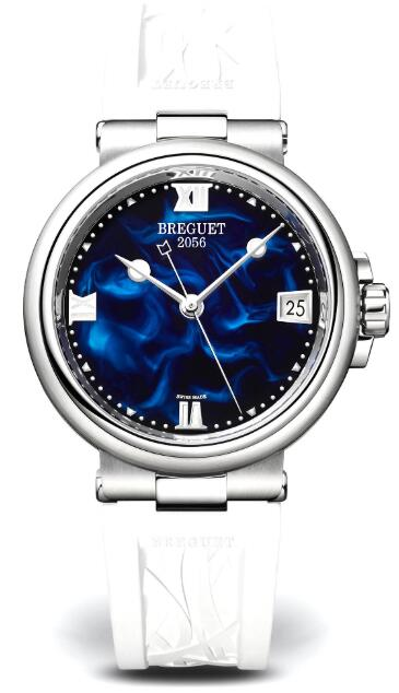 Breguet Marine Dame 9517 9517ST/E2/584 Replica Watch