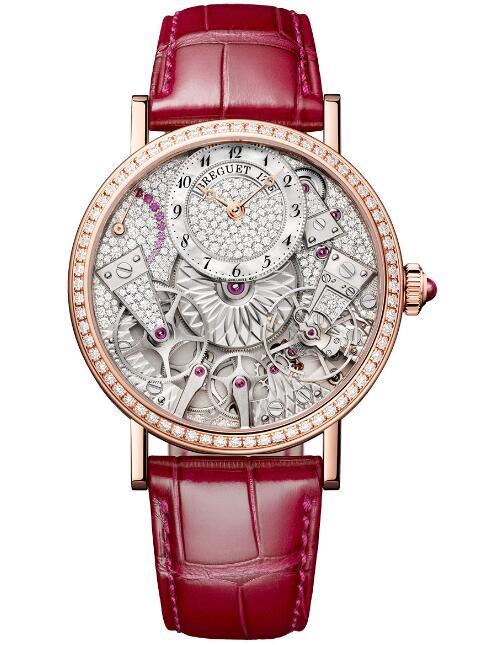Breguet Tradition 7035 7035BR/D8/9V6 D00D Replica Watch