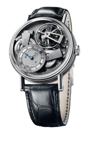 Breguet Tradition 7047 7047PT/11/9ZU Replica Watch
