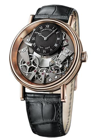 Breguet Tradition 7057 7057BR/G9/9W6 Replica Watch
