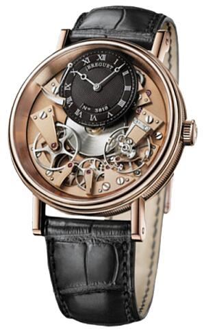 Breguet Tradition 7057 7057BR/R9/9W6 Replica Watch