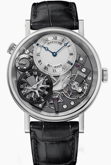 Breguet Tradition 7067 Time-Zone 7067BB/G1/9W6 Replica Watch
