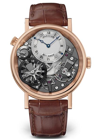 Breguet Tradition 7067 Time-Zone 7067BR/G1/9W6 Replica Watch