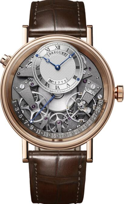 Breguet Tradition Quantieme Retrograde Date 7597 7597BR/G1/9WU Replica Watch