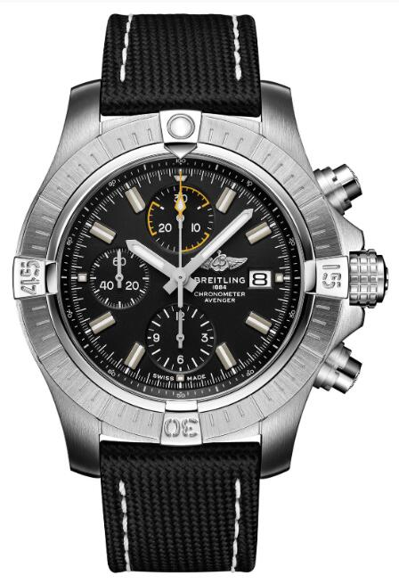 Breitling Avenger Chronograph 45 A13317101B1X1 Watch Replica