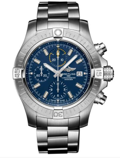 Breitling Avenger Chronograph 45 A13317101C1A1 Replica Watch