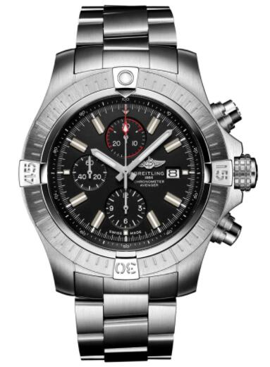 Breitling Super Avenger Chronograph 48 A13375101B1A1 Replica Watch