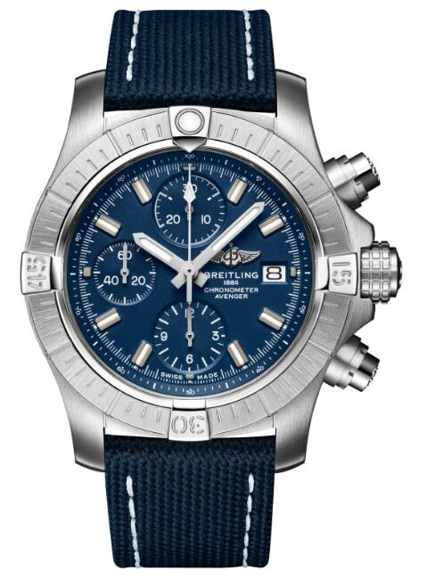 Breitling Avenger Chronograph 43 A13385101C1X1 Watch Replica