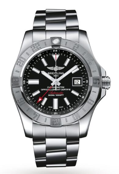 Breitling AVENGER II GMT A3239011/BC35170A Replica Watch