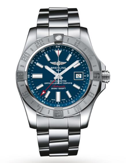 Breitling AVENGER II GMT A3239011/C872170A Replica Watch