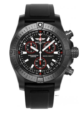 Breitling Avenger Seawolf Chrono 45.5 mm M73390T2/BBA88/134S Replica Watch