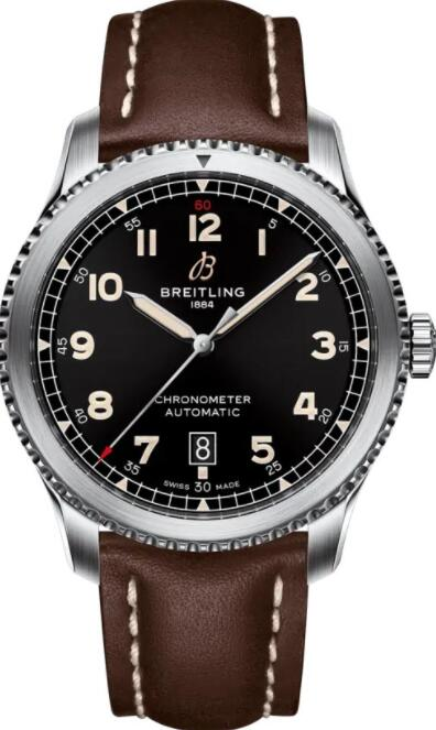 Best Breitling Aviator 8 Automatic 41 A17315101B1X4 Replica Watch
