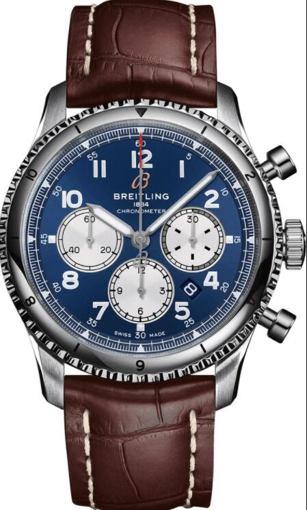 Best Breitling AVIATOR 8 B01 CHRONOGRAPH 43 AB0119131C1P4 Replica Watch