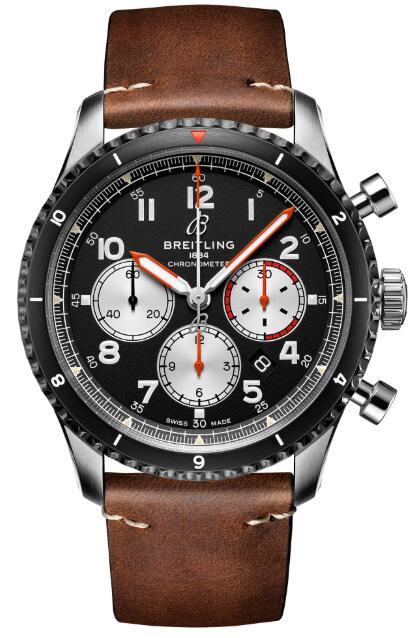 Breitling Aviator 8 B01 Chronograph 43 Mosquito AB01194A1B1X1 Watch Replica