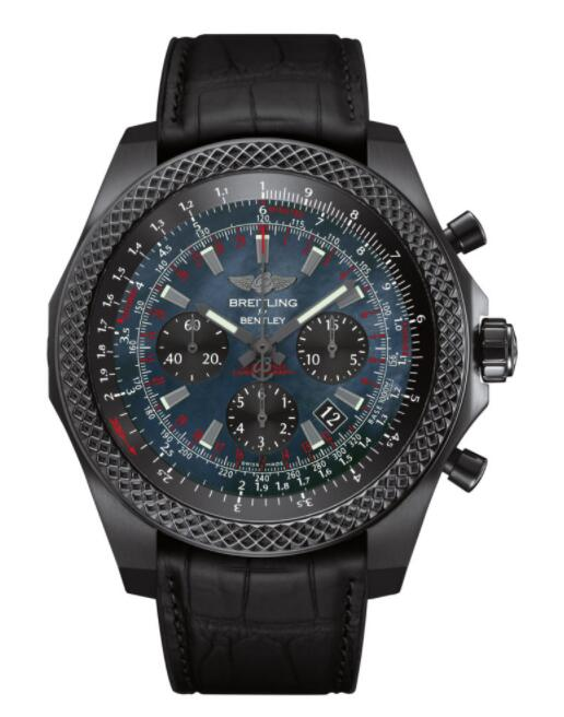 Best Breitling Breitling for Bentley B06 Midnight Carbon MB061113|BE60 Replica Watch