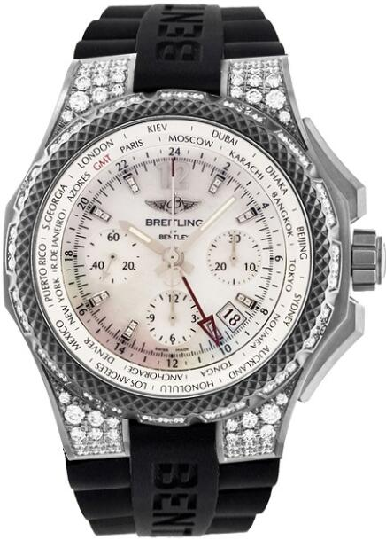 BREITLING Bentley GMT Light Body EB043363/A783-232S Replica Watch