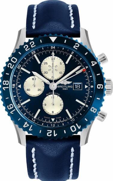 BREITLING Chronoliner Y2431016/C970-101X Replica Watch
