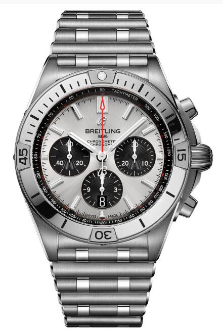 Best Breitling Chronomat B01 42 AB0134101G1A1 Replica Watch