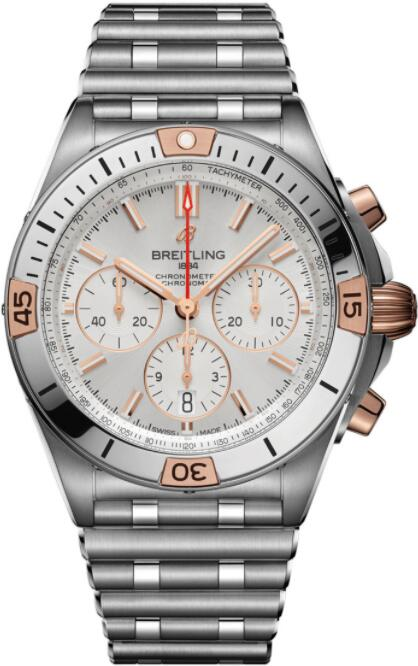 Best Breitling CHRONOMAT B01 42 IB0134101G1A1 Replica Watch