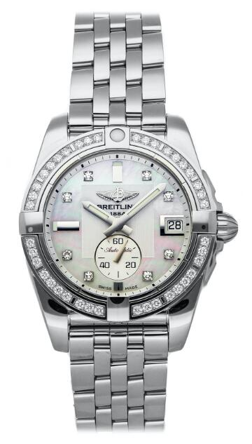 Breitling Galactic 36 Automatic Midsize A37330531A1A1 Watch Replica